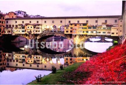 Tale of Ponte Vecchio ポンテ・ヴェッキオ(ヴェッキオ橋)